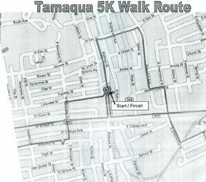 5k_Walk_Route